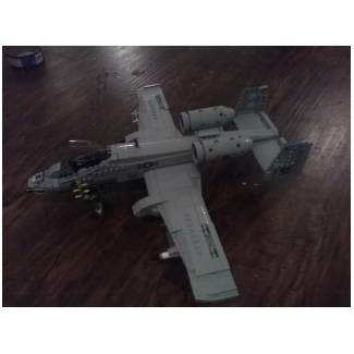 Image of: Xingbao A-10C upgrades.