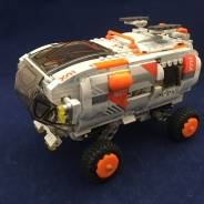 Pro builder space rover modification