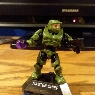Image of: Halo 2 Master Chief