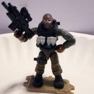Image of: GI Joe '86 Figures pt 1