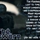 Image of: Tinted Mirrors: The Forsworn