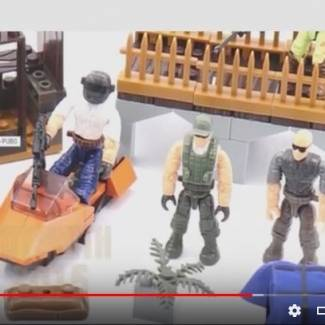 Image of: Mega Construx Call of duty COME BACK? SCREWED 2019