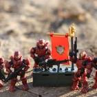 Image of: The Crimson Elite