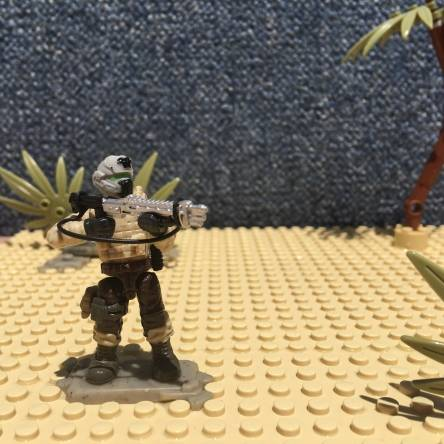 Shore trooper (again)