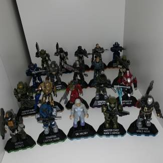 Image of: Halo Heroes