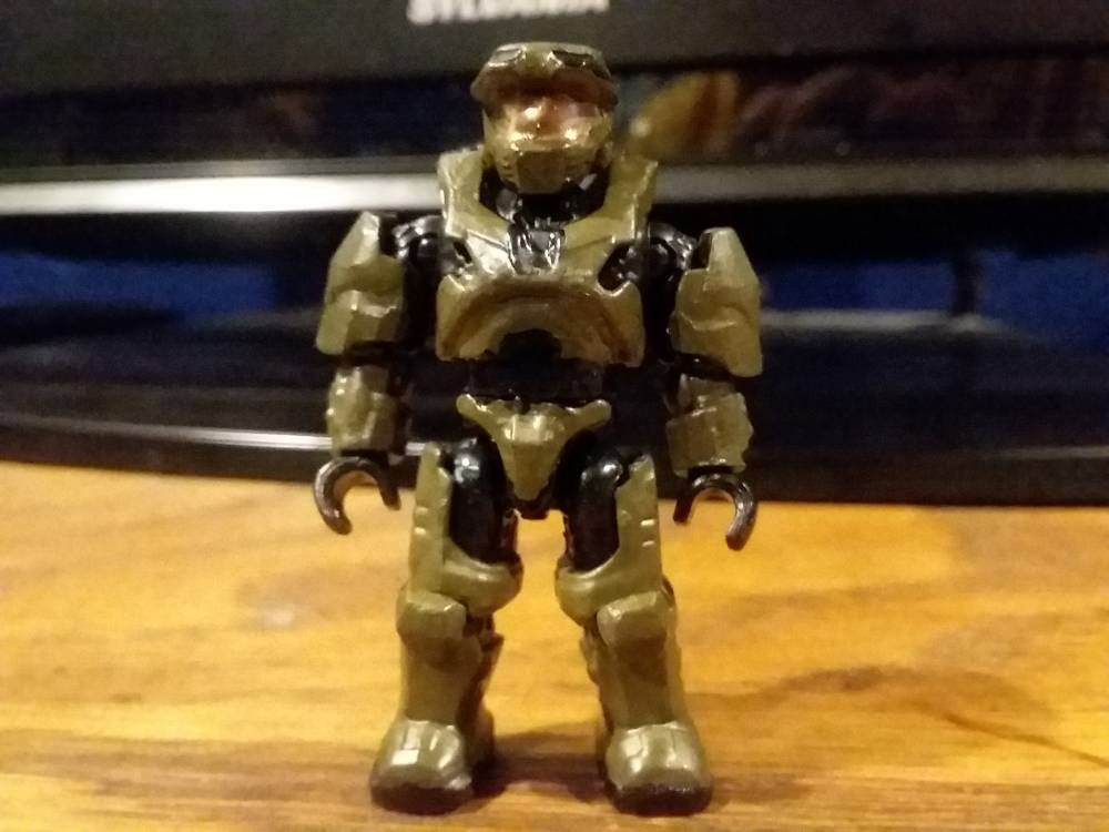 Image of: Combat Evolved Chief. (Plus upcoming custom!)