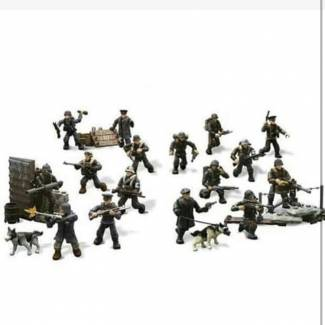 Image of: WWII Battle Pack