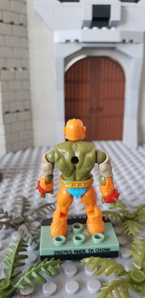 Image of: MOTU Moss Man