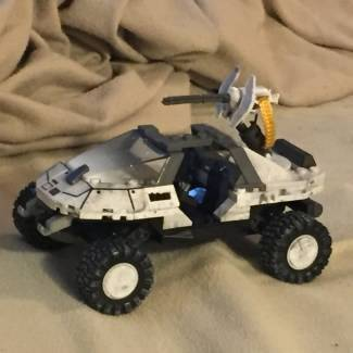 Image of: How to: Turn your winter warthog into a nmpd warthog