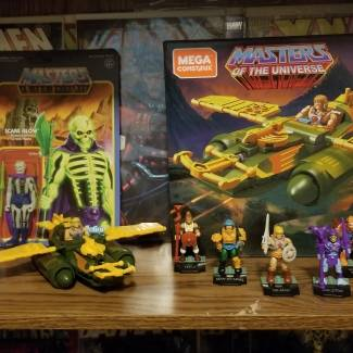 Image of: Masters of the universe