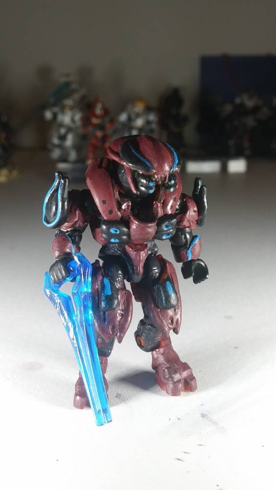 Image of: Halo Reach Zealot