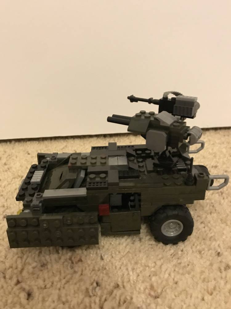Image of: UNSC Bobcat, Variant B