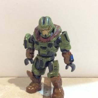 Image of: Spartan JFO