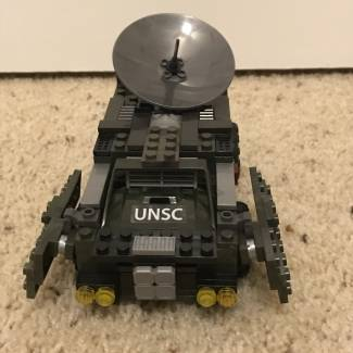 Image of: UNSC Bearcat: Variant C and Civil Utility