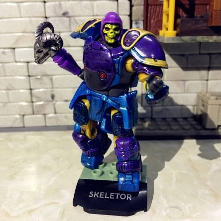 Reinforced Skeletor