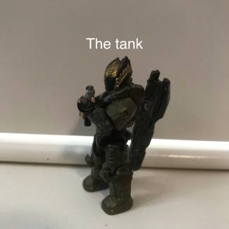 Image of: The Tank