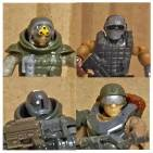 Image of: Mercenaries / Bounty Hunters Customs