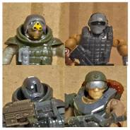 Mercenaries / Bounty Hunters Customs