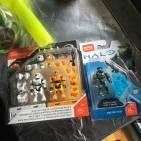 Image of: Small arrival from Amazon