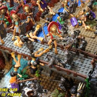 Image of: War of the Gods part thirty seven