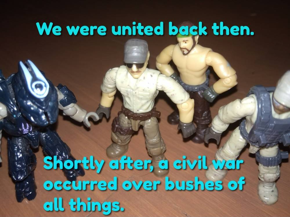 Image of: Bush War chapter 2 / The Critic chronicles chapter 8