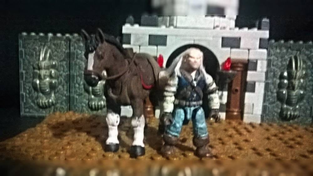Image of: The witcher