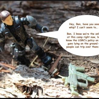 Image of: Wasteland - Making a Monster - Part 4