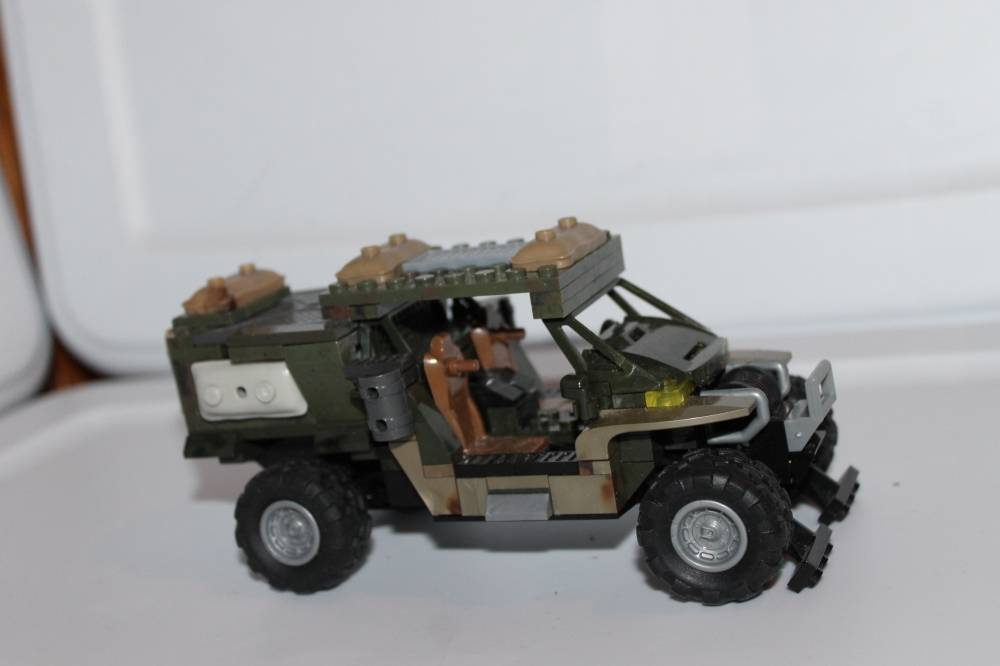 Image of: Modified Unsc Spade