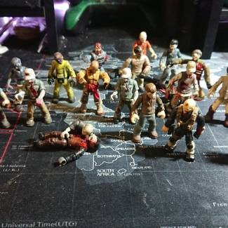 Image of: Zombie Hoard *2019*