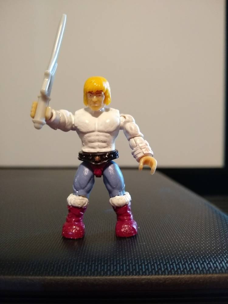Image of: Prince Adam