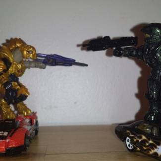 Image of: New Contest:  Car Battles