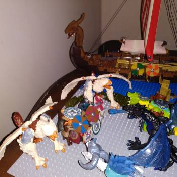 Viking and Breakout beasts