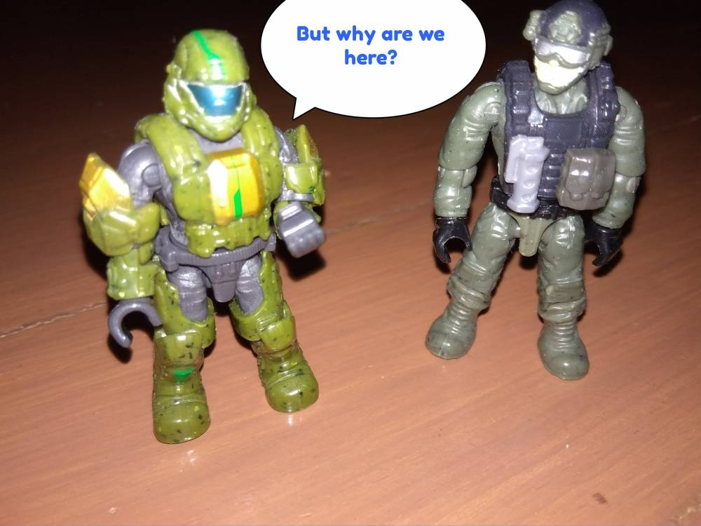 Image of: Bush War chapter 3 / The Critic chronicles chapter 9