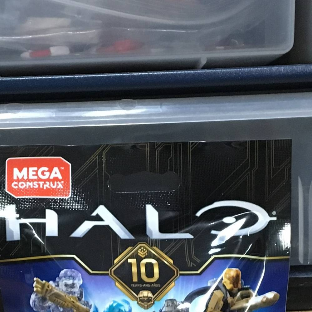 First Look: Halo 10th Anniversary Blind Bags!