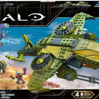 MCX Halo Aerial Ambush unveiled!