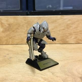 Image of: First Look: Halo 10th Anniversary Halo Heroes Arbiter!
