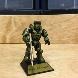 First Look: Halo 10th Anniversary Halo Heroes Master Chief