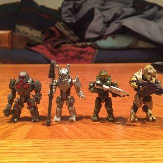 Image of: Taller Brutes