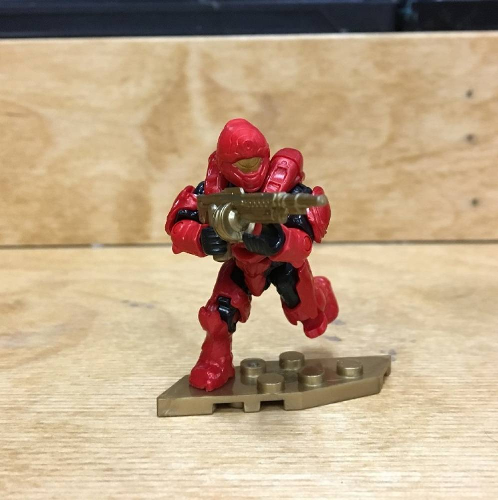 Image of: First Look: Halo 10th Anniversary Blind Bags!