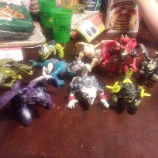 Image of: breakout beasts Mania (part 2)