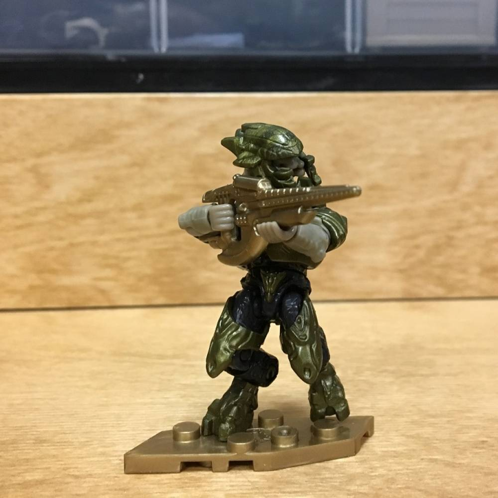 First Look: Halo 10th Anniversary Blind Bags - Elite and Flame Marine