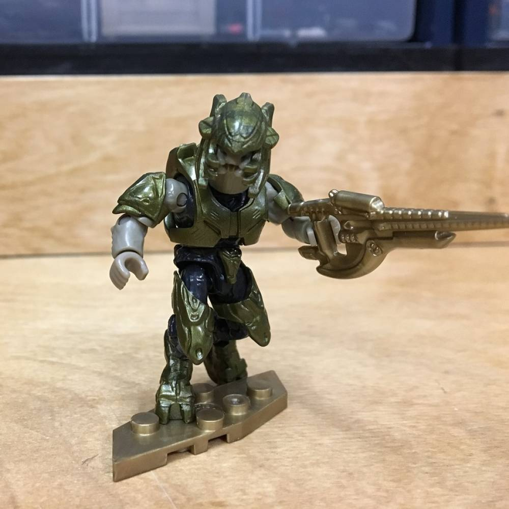 Image of: First Look: Halo 10th Anniversary Blind Bags - Elite and Flame Marine