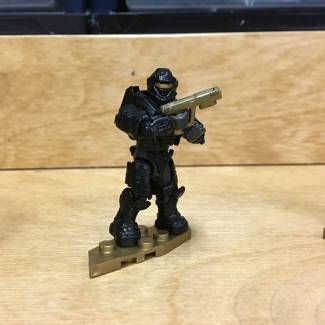 Image of: First Look: Halo 10th Anniversary Blind Bags - Spartans Recon and Mk IV