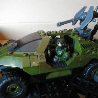 Image of: The Warthog: This is how my collection started.