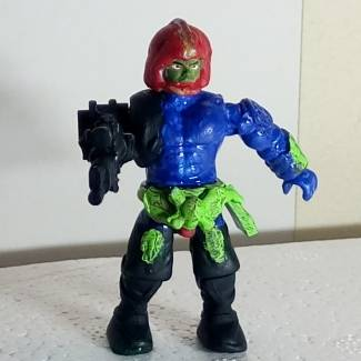 Image of: Trap Jaw