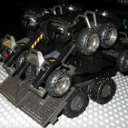 Image of: Mongoose Quad Trailer Halo MCX MOC