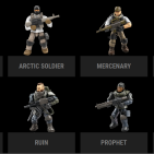 Image of: Some NEW CoD figures