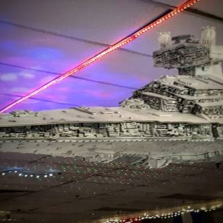 Image of: Imperial star destroyer -