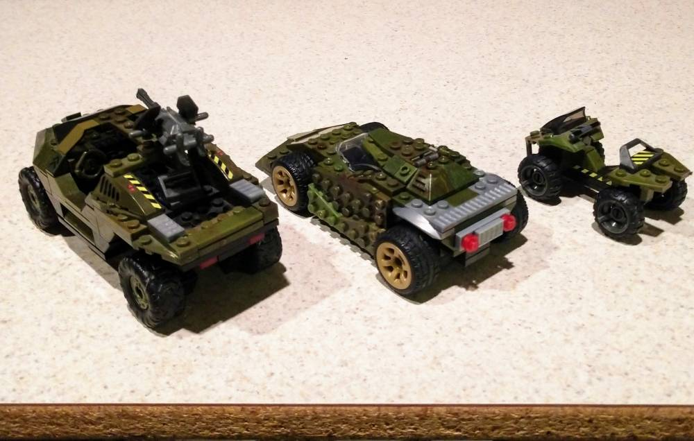 Image of: Pull-back Combat Vehicle