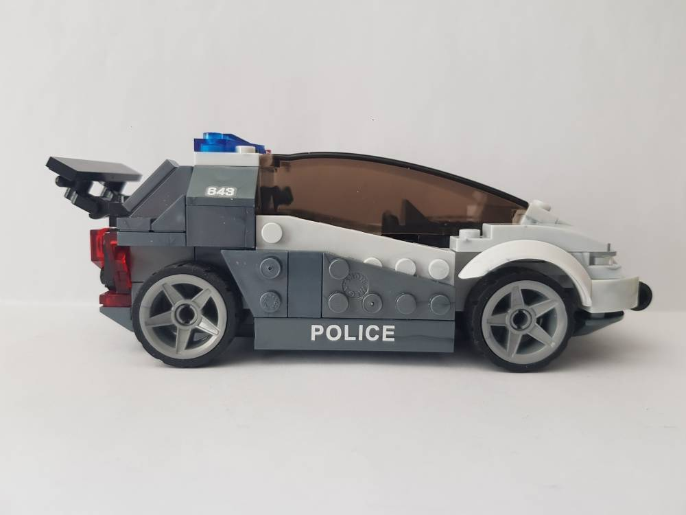 Image of: Halo NMPD Cruiser Mod